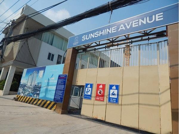 """""""Hô biến"""" quỹ đất tái định cư bất thành, chủ đầu tư cùng môi giới sa lầy tại dự án Sunshine Avenue?"""