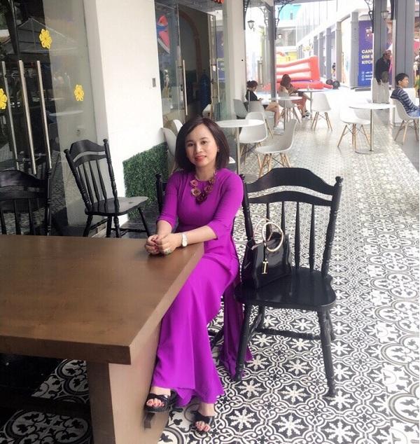 Chị Phạm Thị Tâm – chủ CSSX võng Yên Tâm