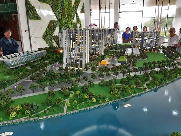 Dự án Picity High Park do Công ty TNHH Đầu tư phát triển Gia Cư làm chủ đầu tư.