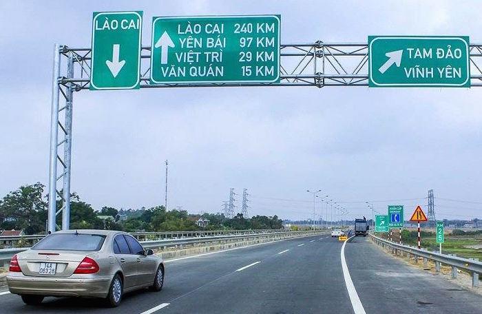 Tuyến cao tốc Nội Bài - Lào Cai phát huy hiệu quả cao sau 4 năm đưa vào vào sử dụng