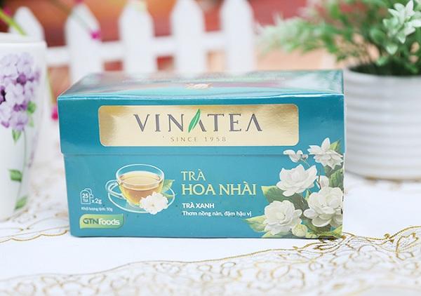 Sản phẩm Trà Hoa nhài 50g của Vinatea