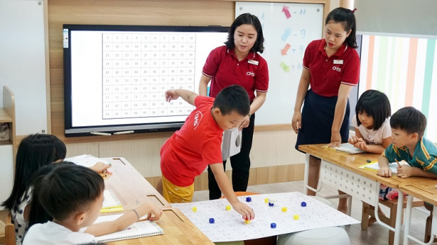 Đa dạng hóa các trải nghiệm trong lớp học giúp phát triển năng lực tư duy toàn diện