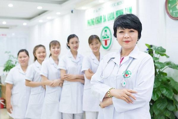 Đội ngũ bác sĩ và nhân viên phòng khám Đa khoa Minh Tâm có chất lượng rất tốt.
