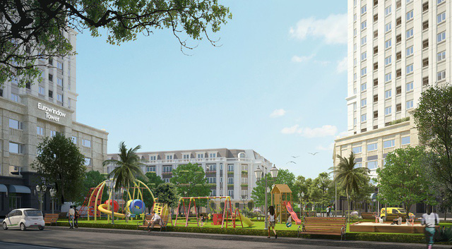 Eurowindow Garden City khi đi vào hoạt động sẽ trở thành một khu đô thị đồng bộ, văn minh và hiện đại