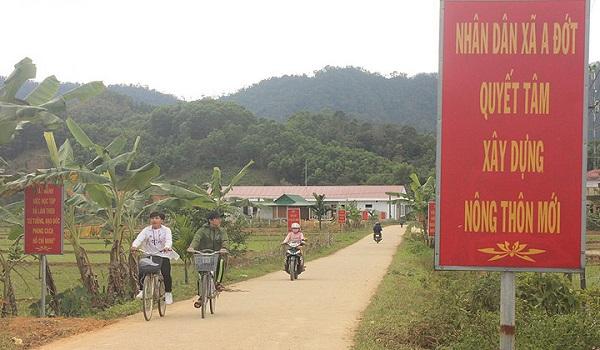 Nhiều đổi thay vùng nông thôn trên địa bàn huyện miền núi A Lưới