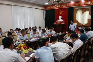 Thanh tra Chính phủ công bố quyết định thanh tra tại tỉnh Thái Nguyên