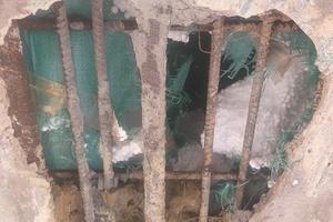 """Công ty Nga Sơn, Hà Tĩnh: Thi công cầu """"bê tông cốt xốp""""?"""