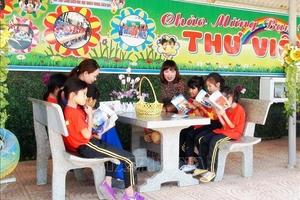 Nữ nhà giáo tận tâm, nhiệt huyết vì sự nghiệp trồng người