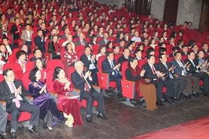 """Tổng Bí thư, Chủ tịch nước Nguyễn Phú Trọng dự Chương trình """"Sức mạnh nhân đạo"""" 2019"""