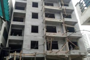 Công trình khủng vi phạm trật tự xây dựng tại phường Xuân Đỉnh, vì sao không xử lý?