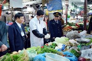 Cục An toàn thực phẩm triển khai biện pháp bảo đảm vệ sinh an toàn thực phẩm trong mùa bão, lũ