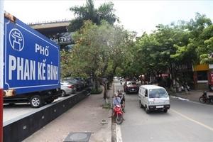 Mương Phan Kế Bính: Xây dựng không phép, kinh doanh sai phép và phớt lờ chỉ đạo của Phó Thủ tướng