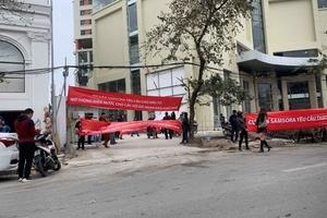 Hà Đông – Hà Nội: Dự án Tòa nhà Samsora Premier 105 Chu Văn An bị tố nhiều sai phạm