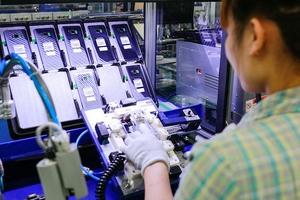 Samsung xin giảm thuế sử dụng đất tại Thái Nguyên