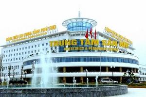 Thu chênh lệch tiền giường, Trung tâm Sản Nhi Phú Thọ nói gì?