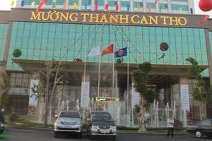 Xử lý vi phạm xây dựng tại khách sạn Mường Thanh Cần Thơ