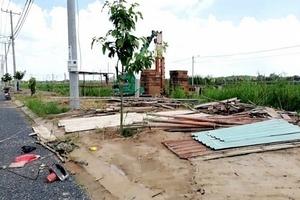 """Ai chống lưng cho DKRA Việt Nam và Hai Thành Group bán """"chui"""" hàng ngàn sản phẩm tại dự án Saigon Village?"""
