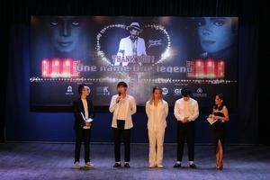 """Beatboxer Minh Kiên """"cháy hết mình""""trong đêm nhạc tưởng nhớ Michael Jackson"""