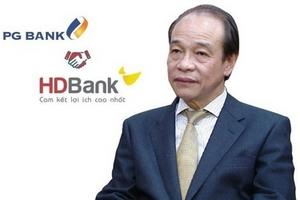 'Ghế nóng' Chủ tịch PG Bank đổi chủ trước thềm sáp nhập