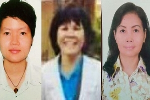 Vụ hai thi thể trong khối bê tông: Khởi tố vụ án, tạm giữ 4 nghi phạm