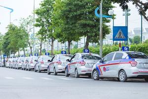 Ra mắt thương hiệu G7 taxi