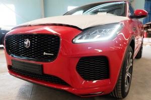 Jaguar E-Pace sẵn sàng ra mắt tại Triển lãm Ô tô Việt Nam 2018