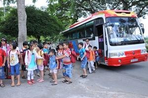 Thủ tướng yêu cầu đảm bảo tuyệt đối an toàn giao thông đưa đón học sinh