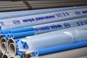 Người Thái đã nắm hơn 54% vốn tại Nhựa Bình Minh