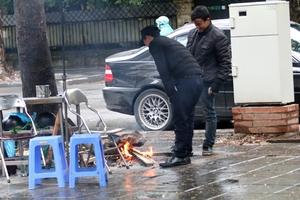 Thời tiết ngày 30/12: Bắc Bộ rét về đêm và sáng, Trung Bộ có mưa rào
