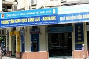 Agribank tố nhóm cổ đông mới tại Tổng Công ty Vàng Agribank chiếm dụng thương hiệu ngân hàng