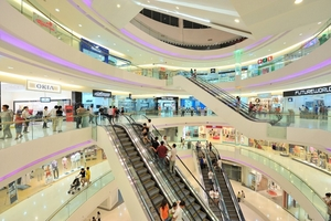 Bất động sản trung tâm thương mại và tiềm năng tăng trưởng năm 2020