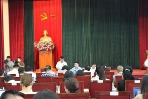 Hà Nội: Phát triển toàn diện trong 9 tháng đầu năm 2019