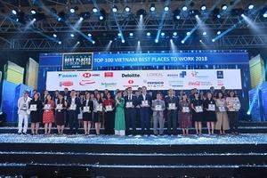Nestlé liên tục nằm trong Top 3 nơi làm việc tốt nhất Việt Nam