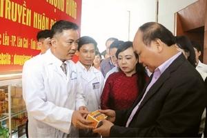 Lương y Phạm Trọng Hùng với bài thuốc phong tê thấp nổi tiếng