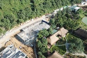 Nhiều vi phạm xây dựng trong vùng lõi Di sản Tràng An