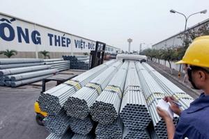 Các sếp Ống thép Việt Đức và người nhà đăng kí mua vào gần 1/3 số lượng cổ phiếu công ty