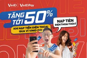 Thanh toán hoá đơn điện nước trên App VinID nhận ngay ưu đãi 500.000VNĐ