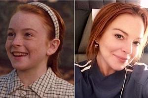 Lindsay Lohan bị đấm vào mặt ngay trên phố
