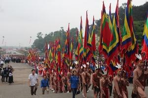 Sở Văn hoá, Thể thao và Du lịch tỉnh Phú Thọ: Hoàn thành tốt công tác quản lý và tổ chức lễ hội năm 2018