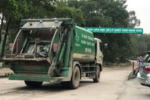 Quản lý các Khu xử lý rác Nam Sơn, Xuân Sơn (Hà Nội): Đấu thầu rộng rãi, URENCO trúng 4 gói thầu