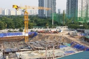 """Hà Nội: Dự án Bệnh viện An Sinh Hà Nội """"ngang nhiên"""" xây dựng trái phép?"""