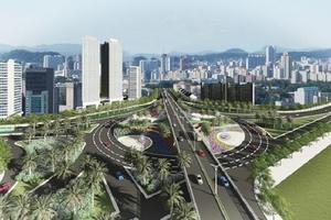 Hà Nội gia hạn dự án xây tuyến đường gần 1.500 tỷ đồng của Bitexco