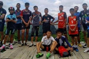 """Đội bóng nhí Thái Lan """"lỡ hẹn"""" chung kết World Cup dù được FIFA mời"""