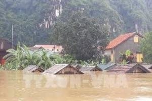 Tang thương Minh Hóa, Quảng Bình do mưa lũ