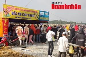 Chùa Hương Tích đang bị doanh nghiệp thao túng – Kỳ 2: Phát hành vé giả để trốn thuế