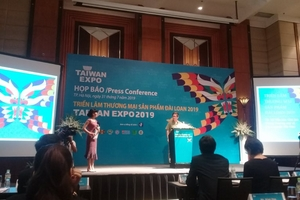Sắp diễn ra triển lãm Thương mại sản phẩm Đài Loan 2019 - Taiwan Expo 2019