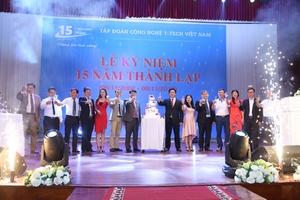 Khẳng định thương hiệu Tập đoàn Công nghệ hàng đầu Việt Nam