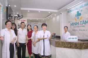 Phòng khám Minh Tâm - Nơi gửi gắm niềm tin và sức khỏe!