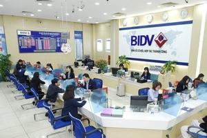 BIDV kế hoạch lãi trước thuế 10.500 tỉ đồng, tất toán toàn bộ trái phiếu VAMC trong năm 2019