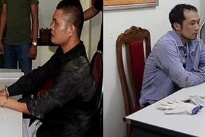 3 tên cướp tiệm vàng ở Sơn La đã bị bắt giữ